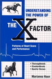 Cover of: Understanding the Power of the X Factor