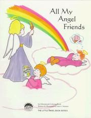 Cover of: All My Angel Friends (Coloring Book) (Little Angel Books)