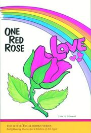 Cover of: One Red Rose (Little Angle Books) (The Little Angel Books Series)