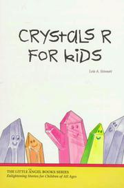 Cover of: Crystals R for Kids