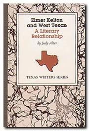 Cover of: Elmer Kelton and West Texas