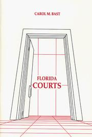 Cover of: Florida Courts