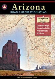 Cover of: Benchmark Arizona Road & Recreation Atlas