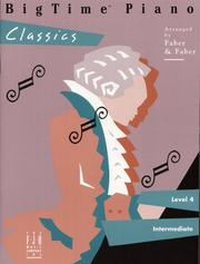 Cover of: BigTime Piano Classics