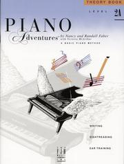 Cover of: Piano Adventures Theory Book, Level 2A