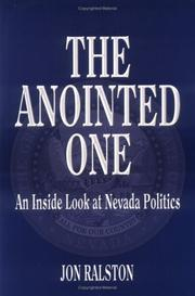 Cover of: The Anointed One