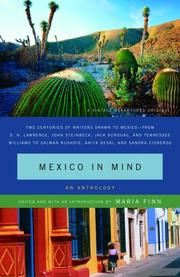 Cover of: Mexico in Mind