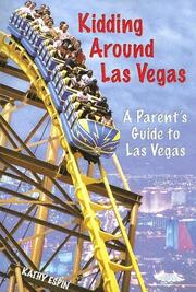 Cover of: Kidding Around Las Vegas