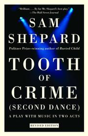 Cover of: Tooth of crime