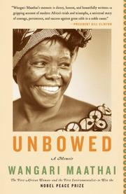 Cover of: Unbowed