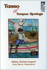Cover of: Tasso of Tarpon Springs | Maity Schrecengost
