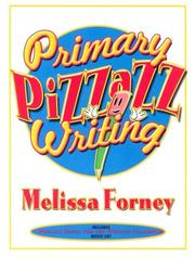 Cover of: Primary pizzazz writing