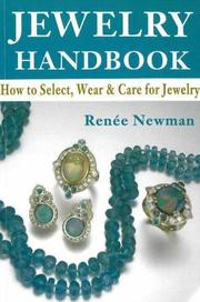 Cover of: Jewelry Handbook