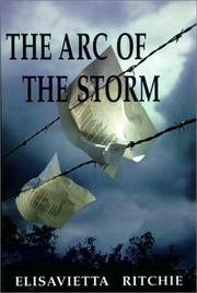 Cover of: The arc of the storm