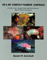 Cover of: Sea of Cortez marine animals