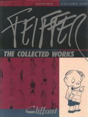Cover of: Feiffer, The Collected Works, Vol. 1 | Jules Feiffer