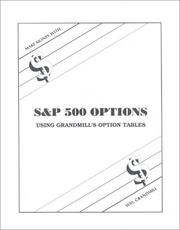 Cover of: How to Make Money with S&P Options | William Grandmill