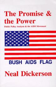 Cover of: The promise & the power