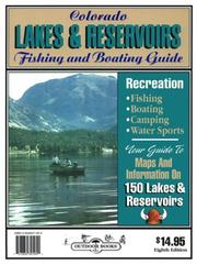 Cover of: Colorado Lakes & Reservoirs