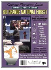 Cover of: Rio Grande National Forest (National forest series)