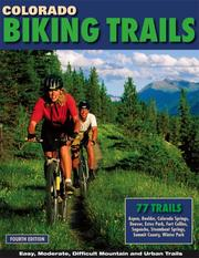 Cover of: Colorado Biking Trails