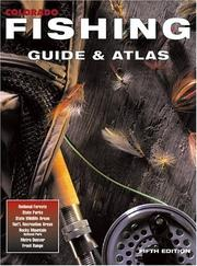 Cover of: Colorado Fishing Guide & Atlas