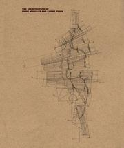 Cover of: The Architecture of Enric Miralles and Carme Pinos