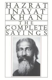 Cover of: Complete Sayings