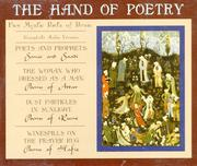 Cover of: The Hand of Poetry