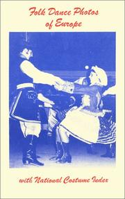 Cover of: Classical and fertility dance photos