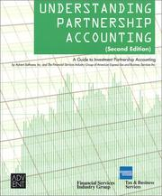 Cover of: Understanding Partnership Accounting (Second Edition) | Advent Software Inc.