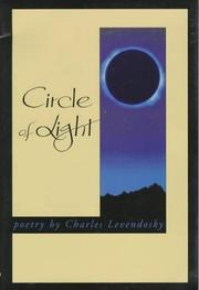 Cover of: Circle of light | Charles Levendosky