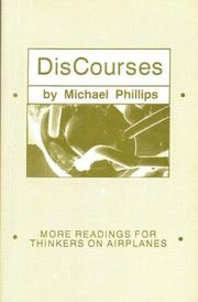 Cover of: DisCourses | Michael Phillips