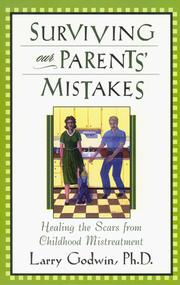 Cover of: Surviving Our Parents' Mistakes