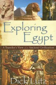 Cover of: Exploring Egypt