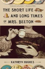 Cover of: The short life and long times of Mrs. Beeton