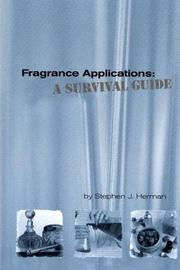 Cover of: Fragrance Applications