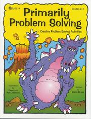 Cover of: Primarily Problem Solving - Creative Problem Solving Activities