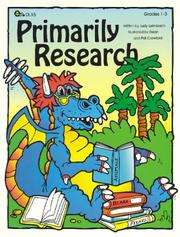 Cover of: Primarily Research