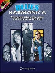Cover of: Blues Harmonica