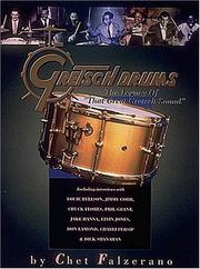 Cover of: Gretsch Drums