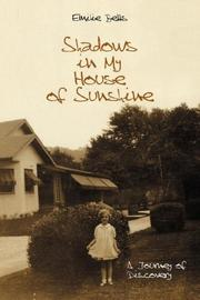 Cover of: Shadows in My House of Sunshine