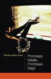 Cover of: Promises Made, Promises Kept