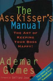 Cover of: The Ass Kisser's Manual
