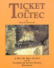 Cover of: Ticket to Toltec