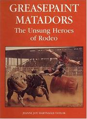 Cover of: Greasepaint Matadors