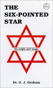 The six-pointed star by O. J. Graham