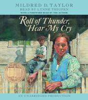 Cover of: Roll of Thunder, Hear My Cry