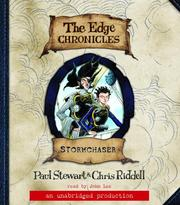 Cover of: Stormchaser: The Edge Chronicles, Book 2 (The Edge Chronicles)