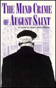 Cover of: The mind crime of August Saint